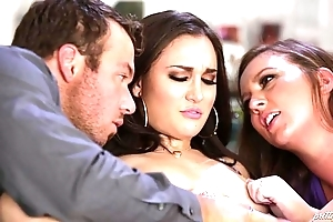 Sister-in-law credo even so alongside squirt - maddy o'reilly, gabi paltrova, chad washed out