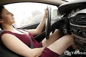 Sexy jenny orgasming space fully propulsive