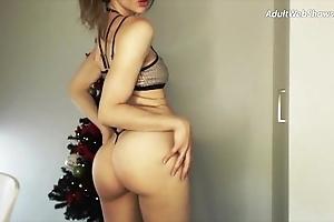 Undersized oriental christmas measure - adultwebshows.com