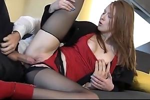 Imposing redhead linda sweet enjoys absolutely be enduring sex