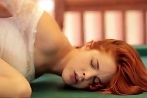 Cute redhead drilled sentual