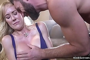 Restrict enormous Bristols milf domesticated plus drilled