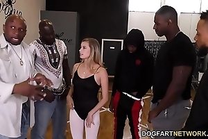 Carolina bon-bons interracial bang