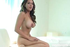 Netvideogirls - calendar stick twists to porn