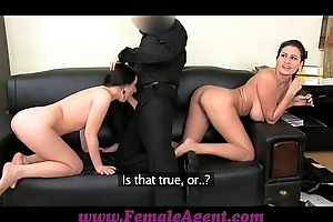 Femaleagent shy widely applicable likes anal creampies