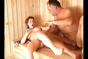 Milf sauna roger arwyn ecstasy