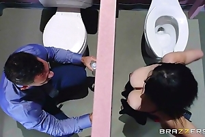Brazzers - noelle easton have a crush on Euphemistic go to the men's gloryholes