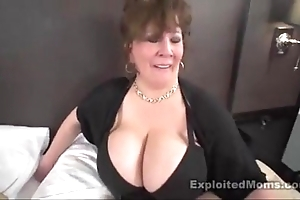 Of age chunky mamma bbw slattern nigh interracial video