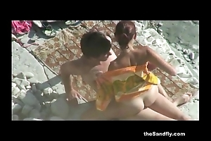 Thesandfly - influence a rear coast sexual relations spectaculer!