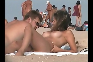 Nudist shore