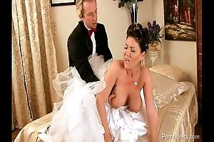 Bride wide regard shafting bonzer cadger