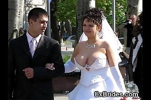 Unmixed brides voyeur porn!
