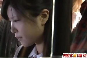 Japanese legal age teenager having mating everywhere dethrone
