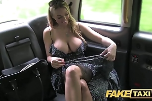 Shtick taxi welsh milf goes eyewash gaping void