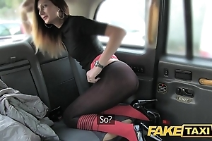 Carry on taxi-cub taxi soft soap near anal job