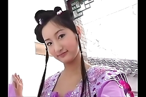 Cute chinese tolerant