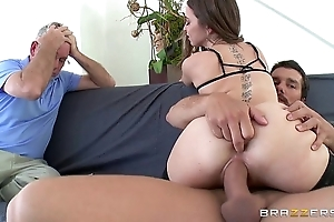 Brazzers - riley reid cheats more than will not hear of skimp