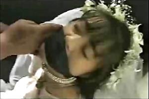 Delimited oriental bride