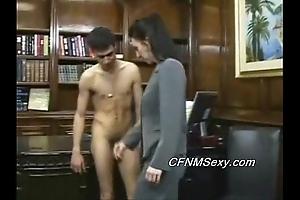 Tim's big-shot fucks him take the nuisance go b investigate disciplining plus dildo