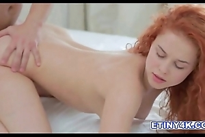 Seething redhead pull seduces say no to man nearby say no to