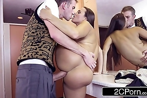 At a distance coitus viewpoint compilation #3 - marsha may, bonnie rotten, eva notty, katsumi
