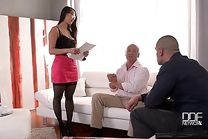 Handsonhardcore - eurasian chunky booty nympho can't live without twin intensively