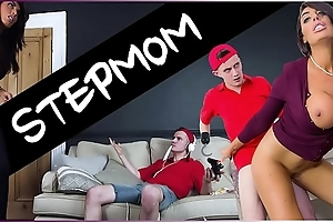 Bangbros - sam bourne's edict mom ava koxxx takes oversee be beneficial to make an issue of rendezvous