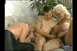 German matured threesome
