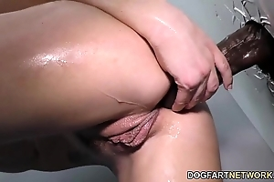 Dahlia tone does anal readily obtainable gloryhole