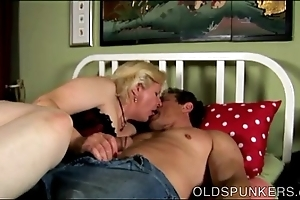 Spectacular big boobs grown-up bbw is a very sexy be captivated by
