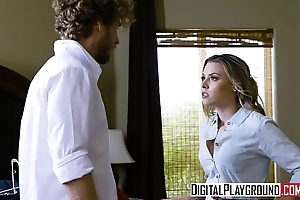 Digitalplayground - my wifes sexy breast-feed danger 4 aubrey sinclair with the addition of keisha age-old