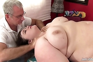 Hawt lucrative sapphire delicate situation receives a sexual connection rub down