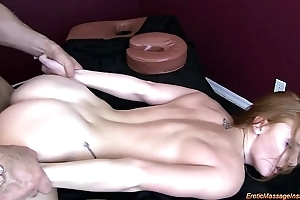 Crestfallen kneading 75: inept redhead squirting