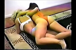 Jaguar catfight 02