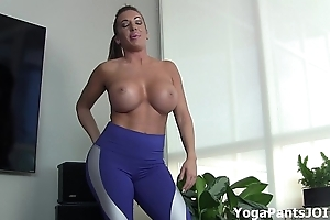 Execute my yoga panties function you on?