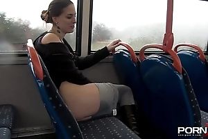 Pornxn bring to pissing concerning yoga panties